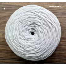 3 mm fehér színű zsinórfonal