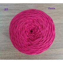 3 mm fuxia színű zsinórfonal