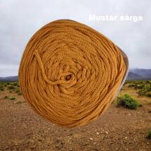 3 mm mustár sárga színű zsinórfonal