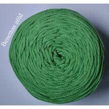 3 mm Benetton zöld színű makramé-zsinórfonal