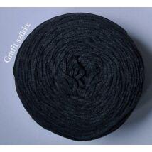 3 mm grafit szürke színű makramé-zsinórfonal