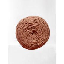 3 mm Tégla barna színű makramé-zsinórfonal