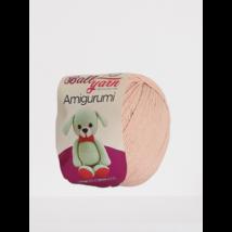 Por rózsaszín színű amigurumi fonal