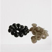Biztonsági szem 12 mm - barna -
