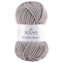 Galambszürke színű Bunny Baby fonal