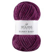 Mályva színű Bunny Baby fonal