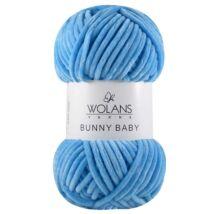 Türkizkék színű Bunny Baby fonal