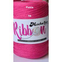 Ribbon fuxia színű szalagfonal