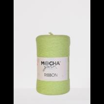 Ribbon lime zöld színű szalagfonal
