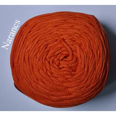 3 mm orange színű makramé-zsinórfonal