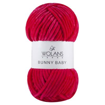 Magenta színű Bunny Baby fonal