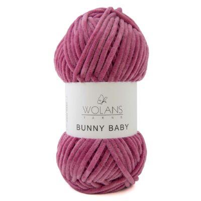 Rózsa színű Bunny Baby fonal