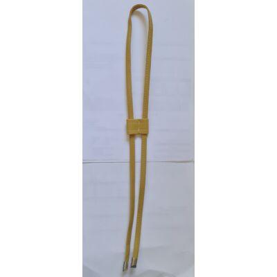 Behúzópánt hátizsákhoz - okker sárga -
