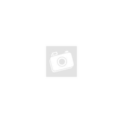 25 cm hosszú, 4,5 cm széles csatos design táskapánt - hófehér -