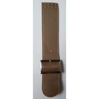 25 cm hosszú, 4,5 cm széles csatos design táskapánt - pezsgő -
